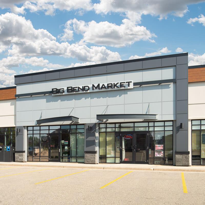 Big Bend Market Red Deer